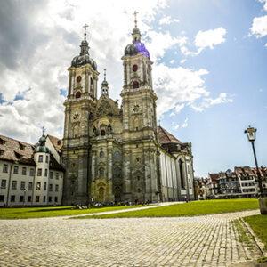 Städtereise Ausflug Schnitzeljagd St. Gallen