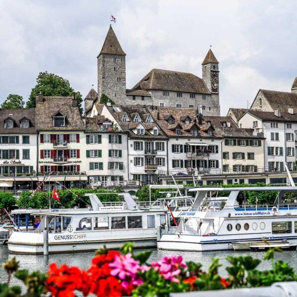 Städtereise Ausflug Schnitzeljagd Rapperswil
