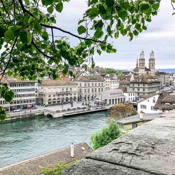 Zürich Highlights Stadttour & Schnitzeljagd